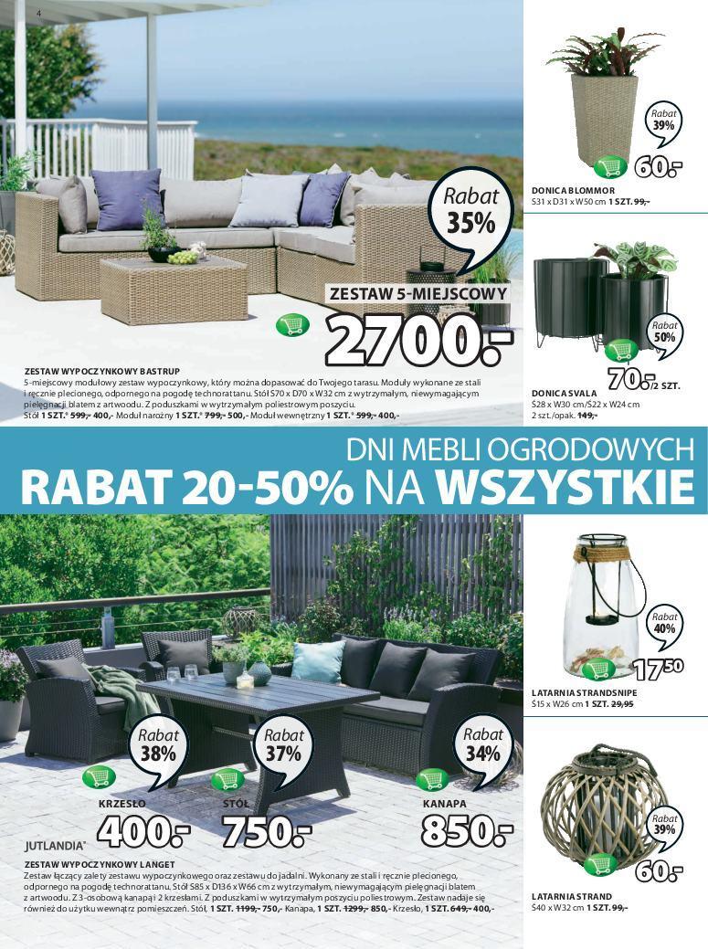 Gazetka promocyjna Jysk do 06/06/2018 str.3