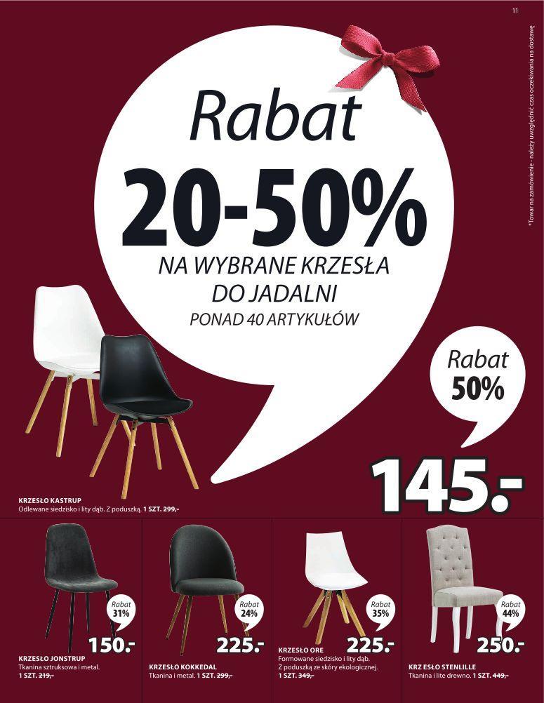 Gazetka promocyjna Jysk do 25/12/2019 str.11