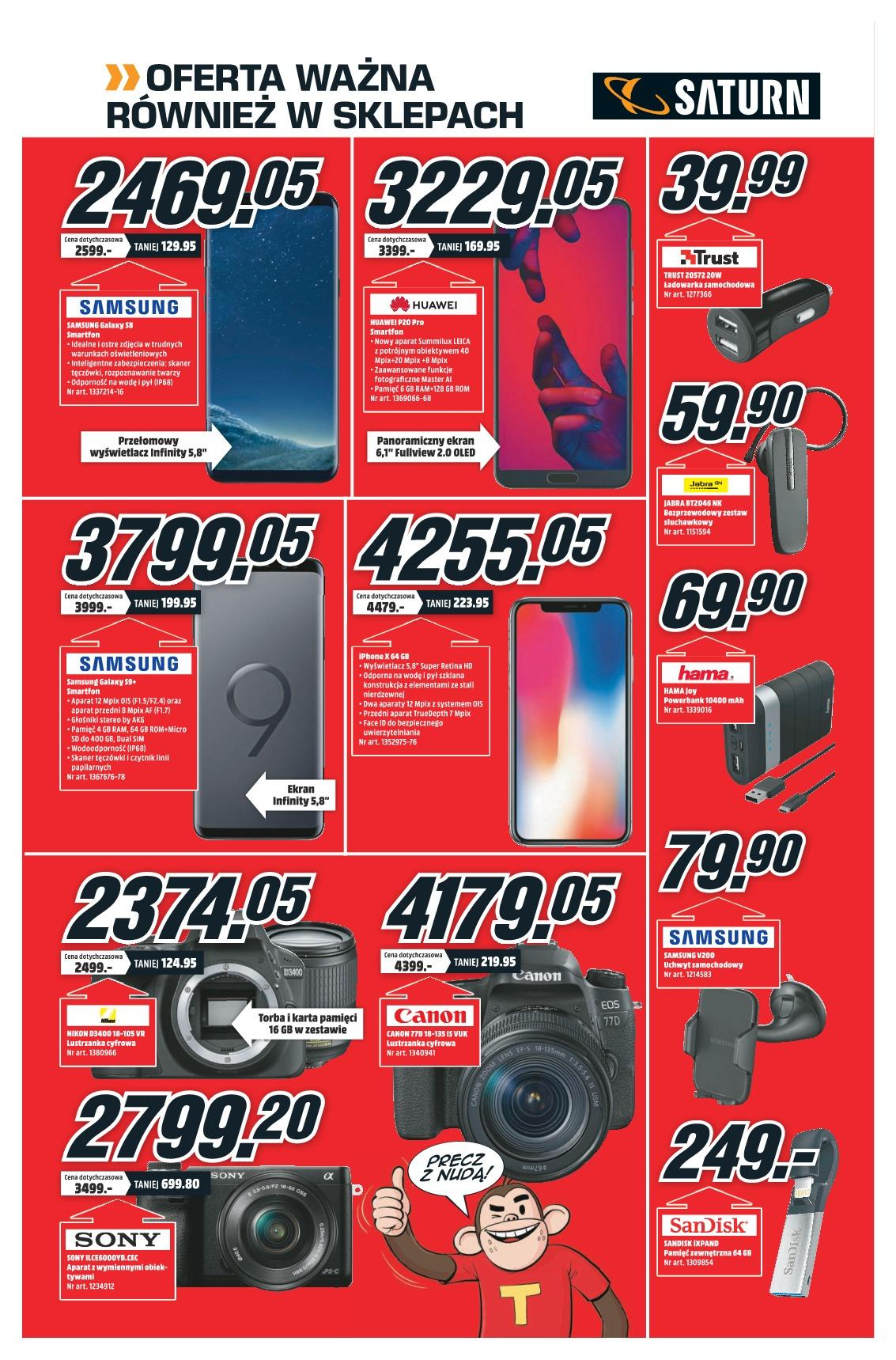 Gazetka promocyjna Media Markt do 30/09/2018 str.2