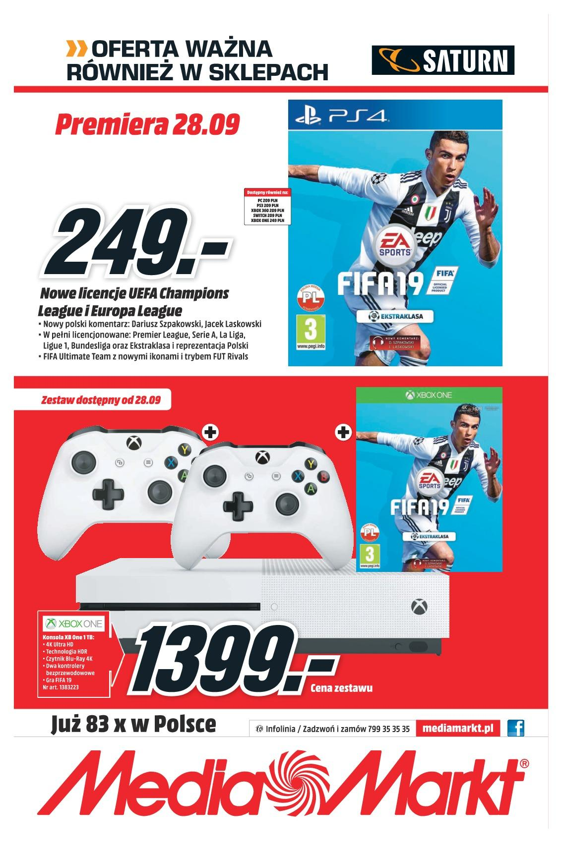 Gazetka promocyjna Media Markt do 30/09/2018 str.7