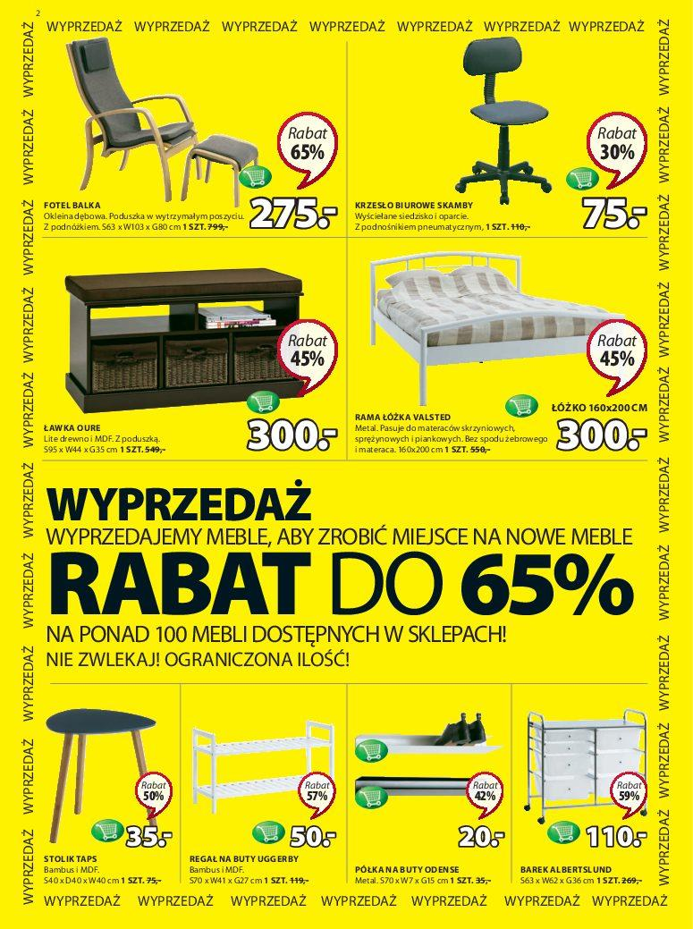 Gazetka promocyjna Jysk do 27/06/2018 str.1