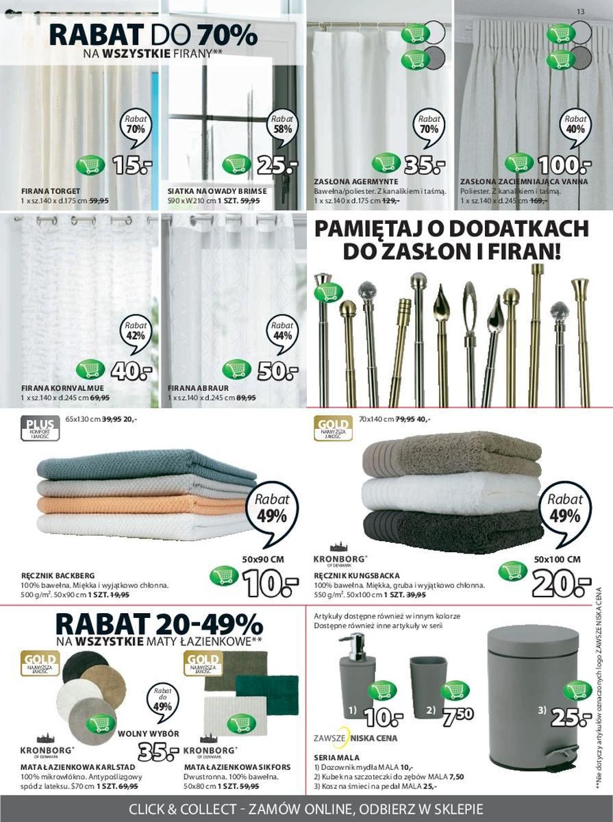 Gazetka promocyjna Jysk do 08/08/2018 str.12