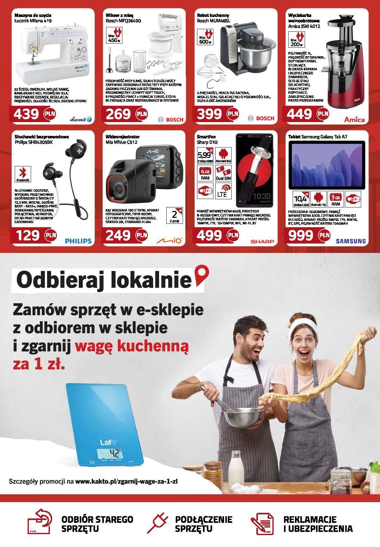 Gazetka promocyjna Kakto.pl do 31/12/2020 str.6