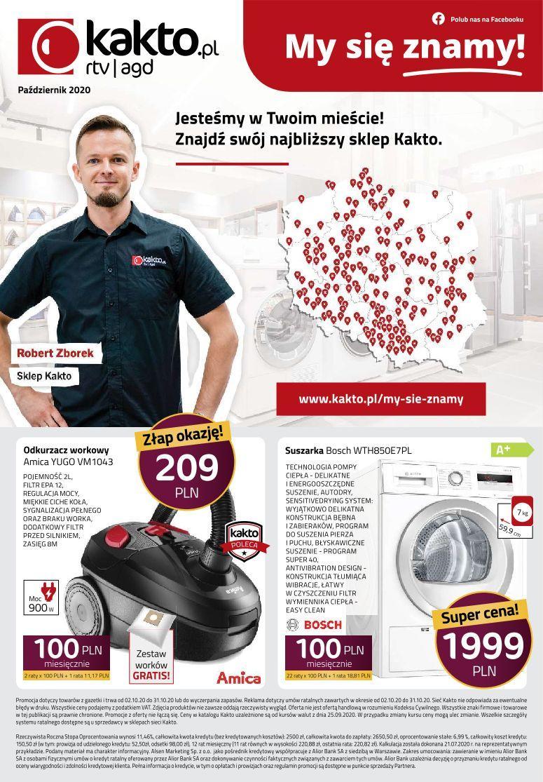 Gazetka promocyjna Kakto.pl do 31/10/2020 str.3