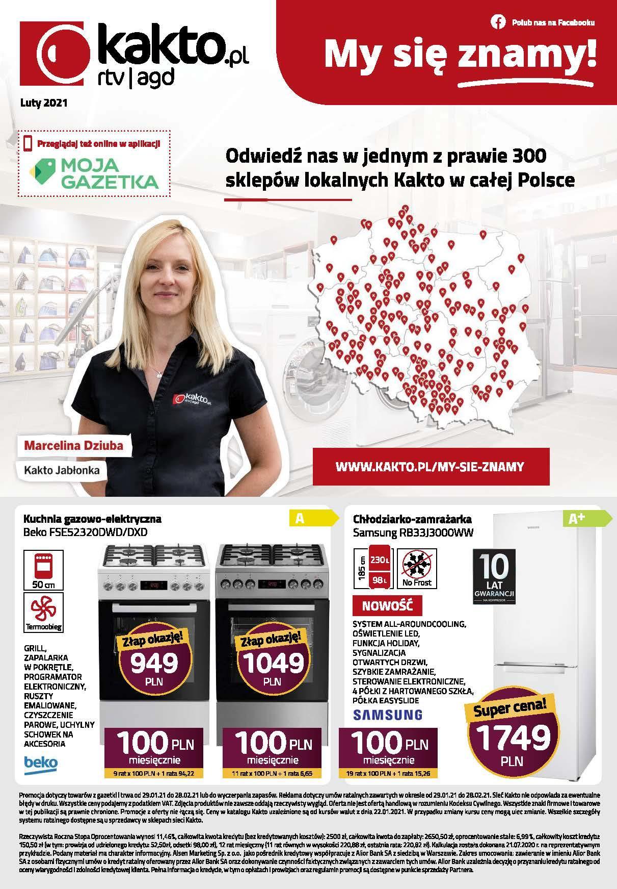 Gazetka promocyjna Kakto.pl do 28/02/2021 str.3