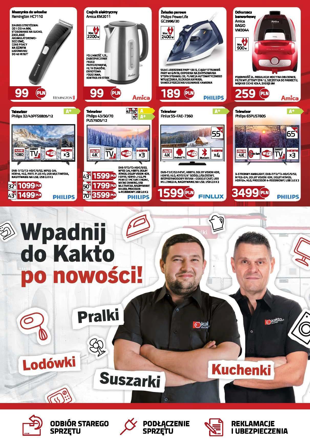 Gazetka promocyjna Kakto.pl do 28/02/2021 str.2