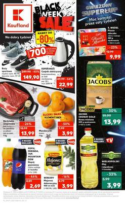Kaufland gazetka - od 21/11/2019 do 27/11/2019