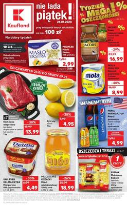 Kaufland gazetka - od 23/01/2020 do 29/01/2020