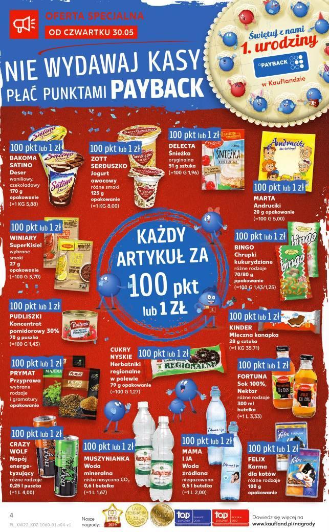 Gazetka promocyjna Kaufland do 05/06/2019 str.3