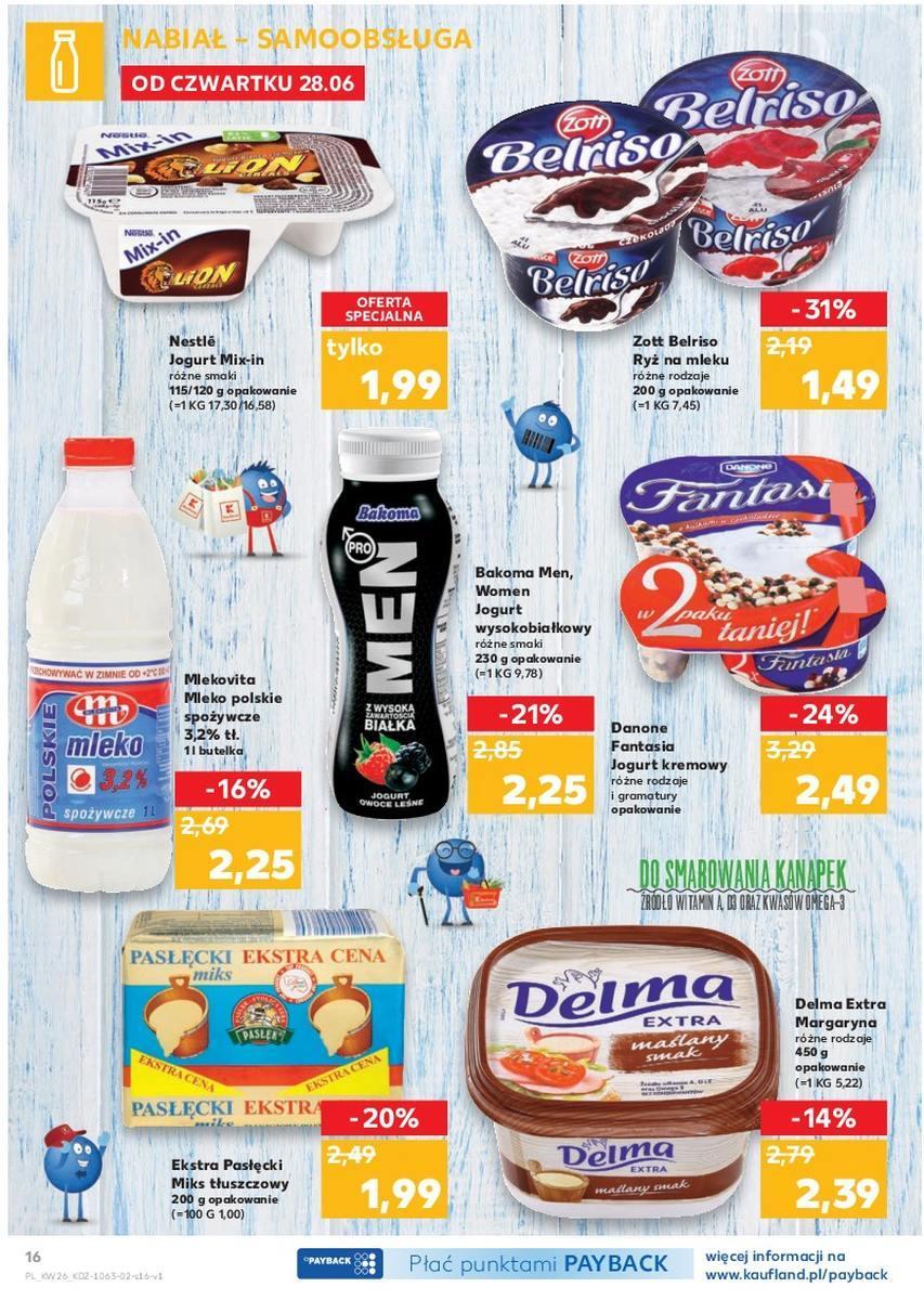 Gazetka promocyjna Kaufland do 04/07/2018 str.15