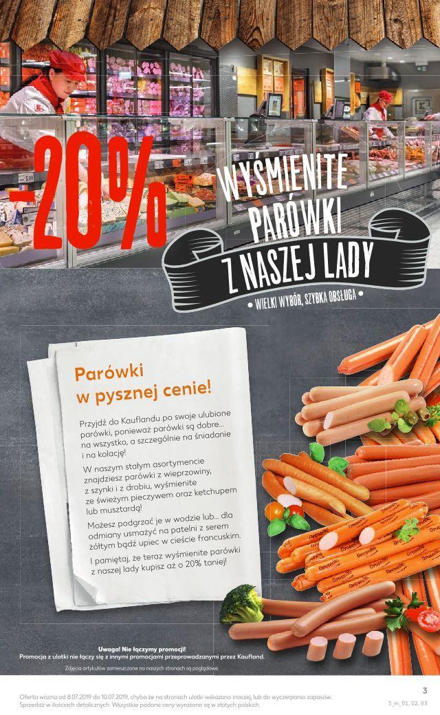 Gazetka promocyjna Kaufland do 10/07/2019 str.2
