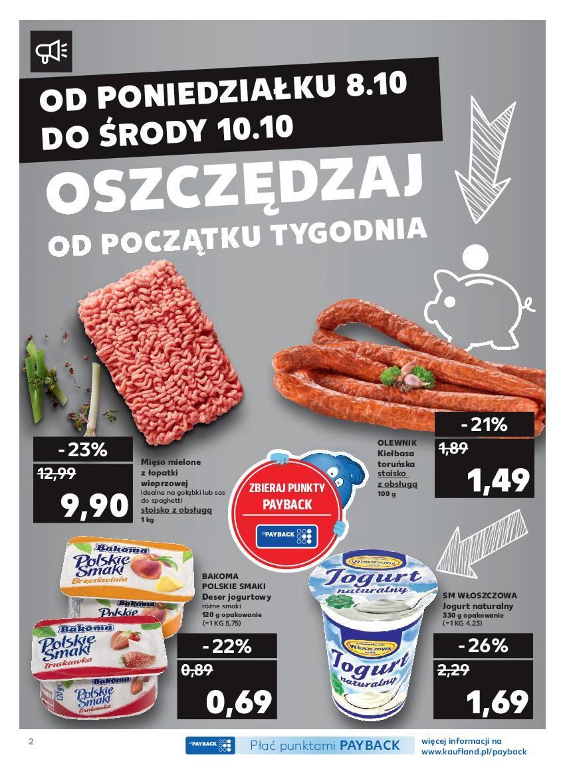 Gazetka promocyjna Kaufland do 10/10/2018 str.1