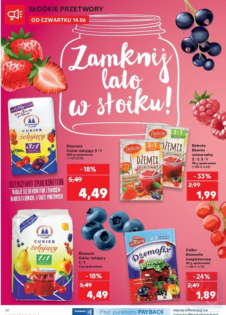 Gazetka promocyjna Kaufland do 20/06/2018 str.9