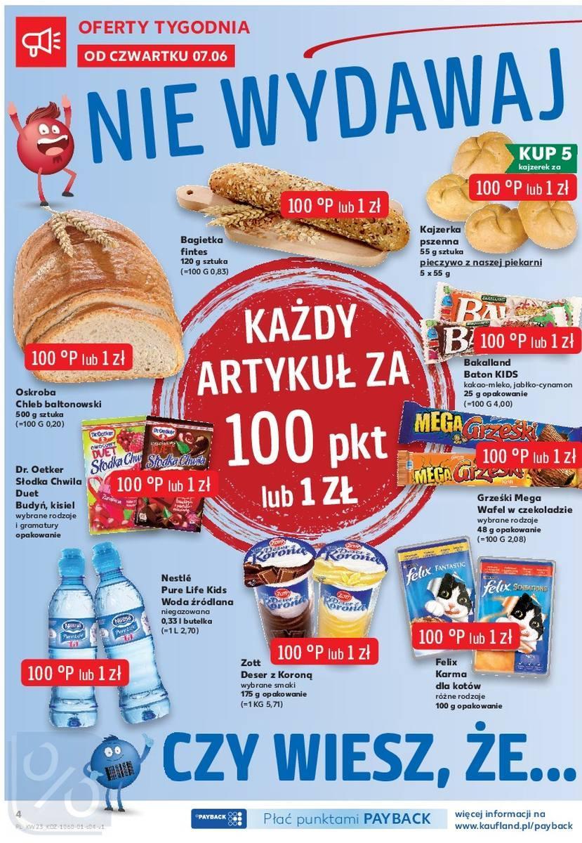 Gazetka promocyjna Kaufland do 13/06/2018 str.4