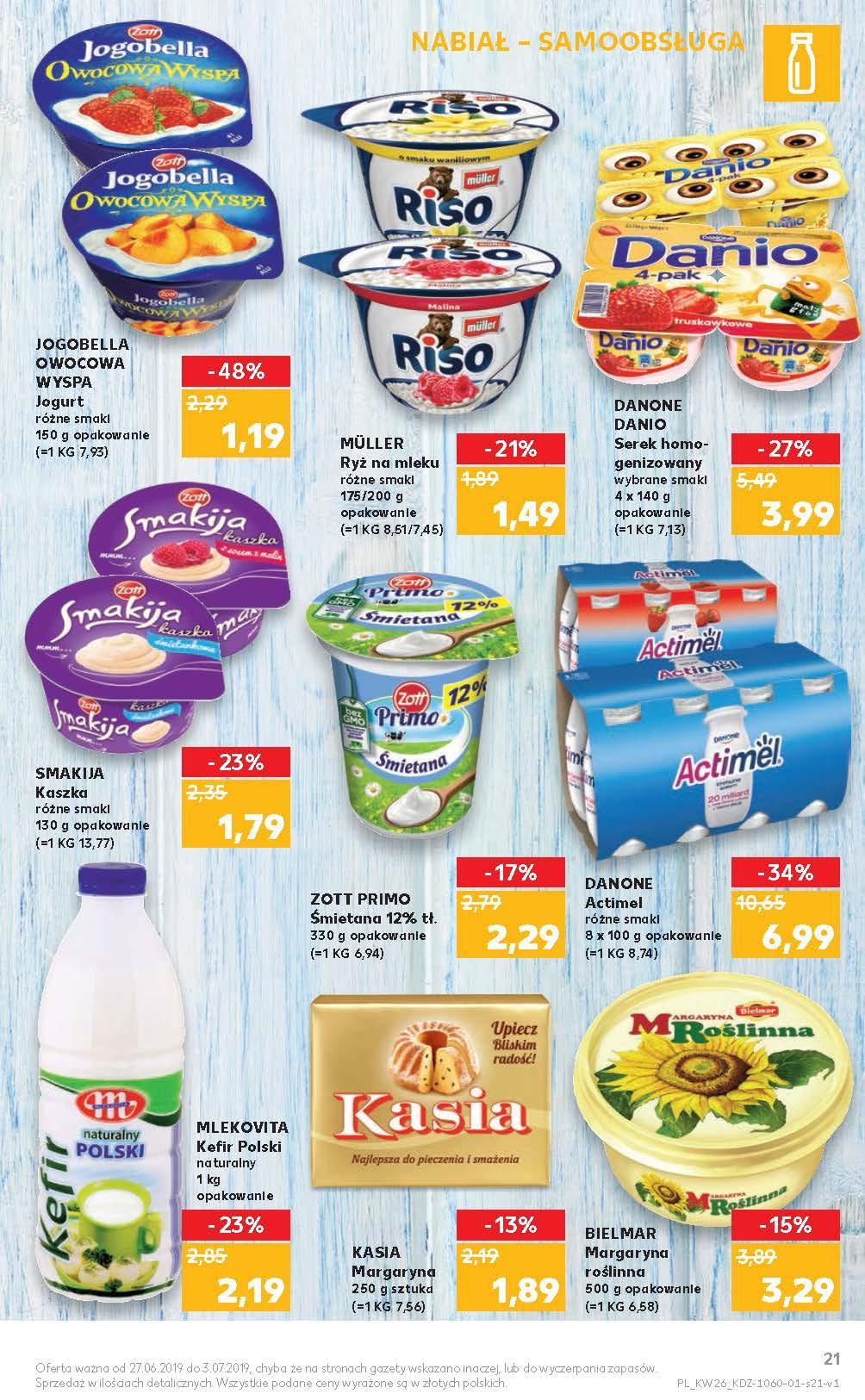 Gazetka promocyjna Kaufland do 03/07/2019 str.20