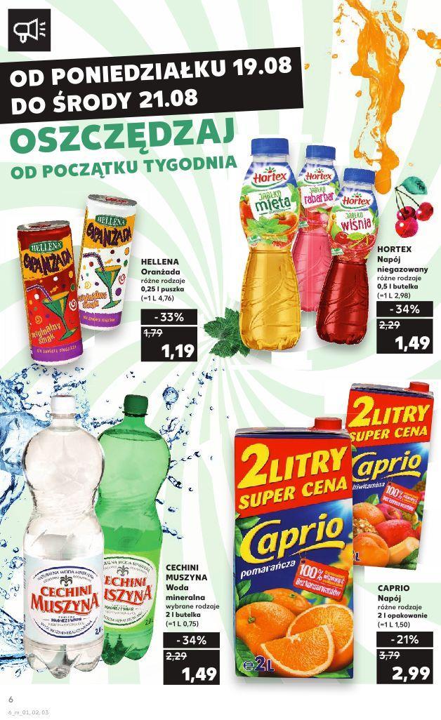 Gazetka promocyjna Kaufland do 21/08/2019 str.5