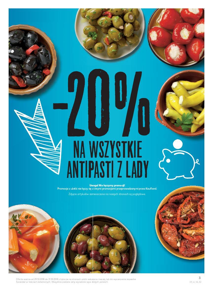 Gazetka promocyjna Kaufland do 31/10/2018 str.2