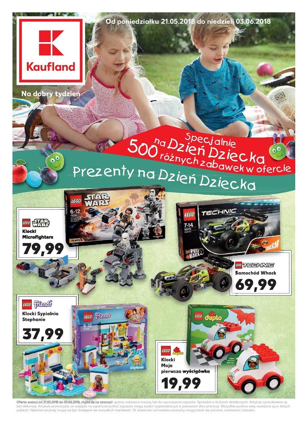 Gazetka promocyjna Kaufland do 03/06/2018 str.1