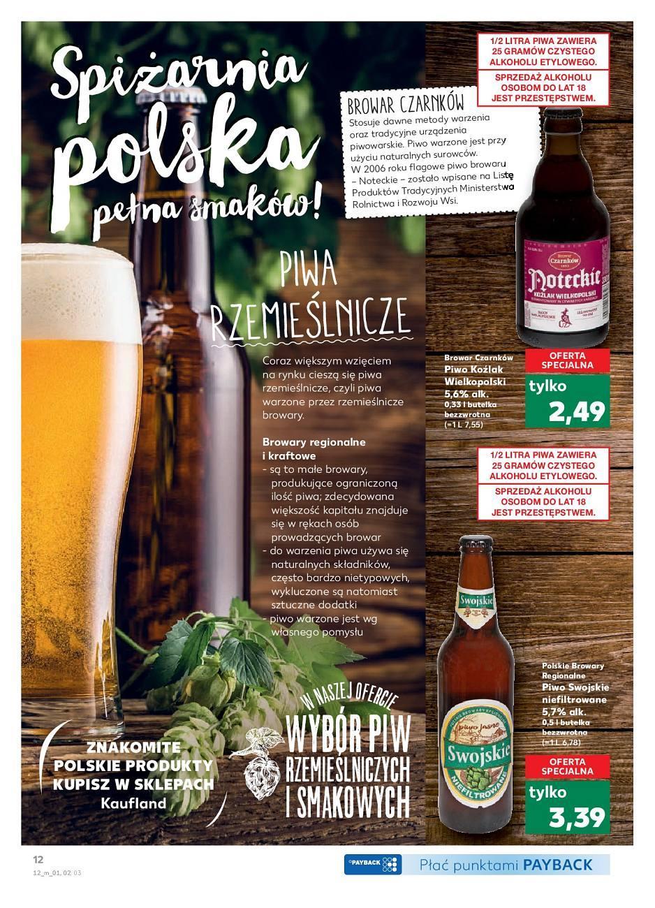 Gazetka promocyjna Kaufland do 16/06/2018 str.12