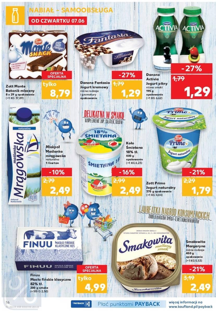 Gazetka promocyjna Kaufland do 13/06/2018 str.15