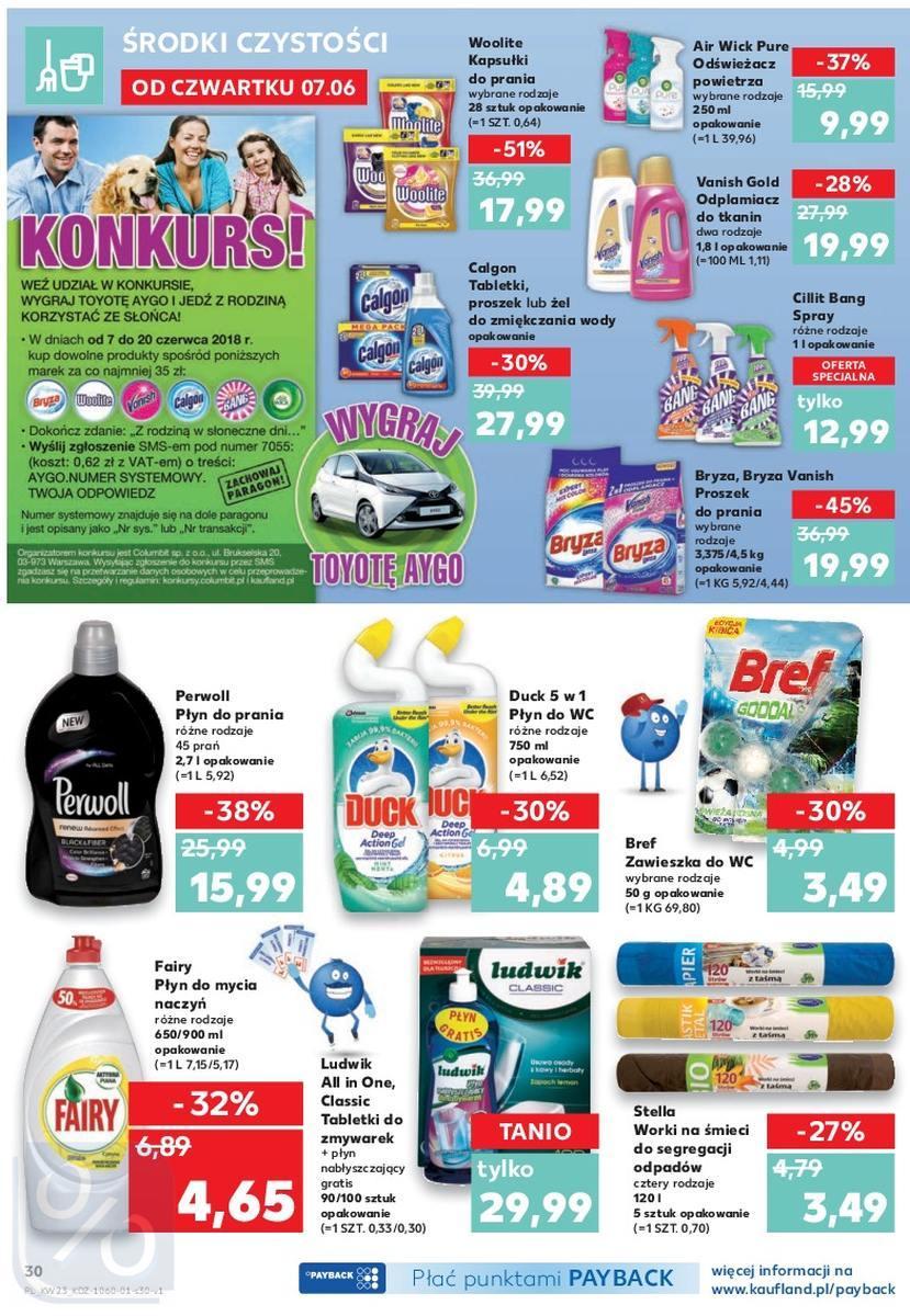 Gazetka promocyjna Kaufland do 13/06/2018 str.29