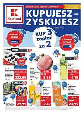 Kaufland gazetka - od 12/07/2018 do 18/07/2018
