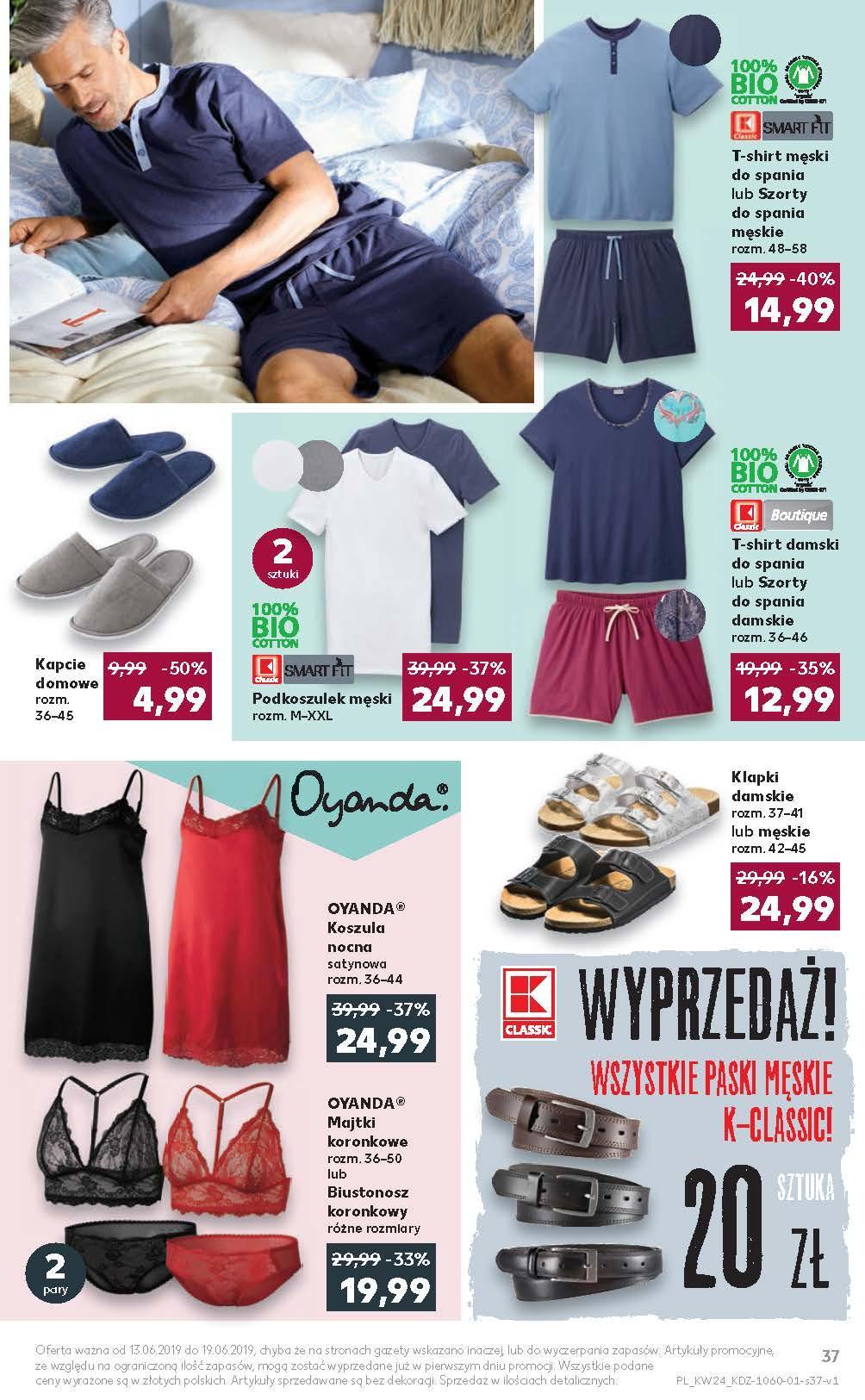 Gazetka promocyjna Kaufland do 19/06/2019 str.37