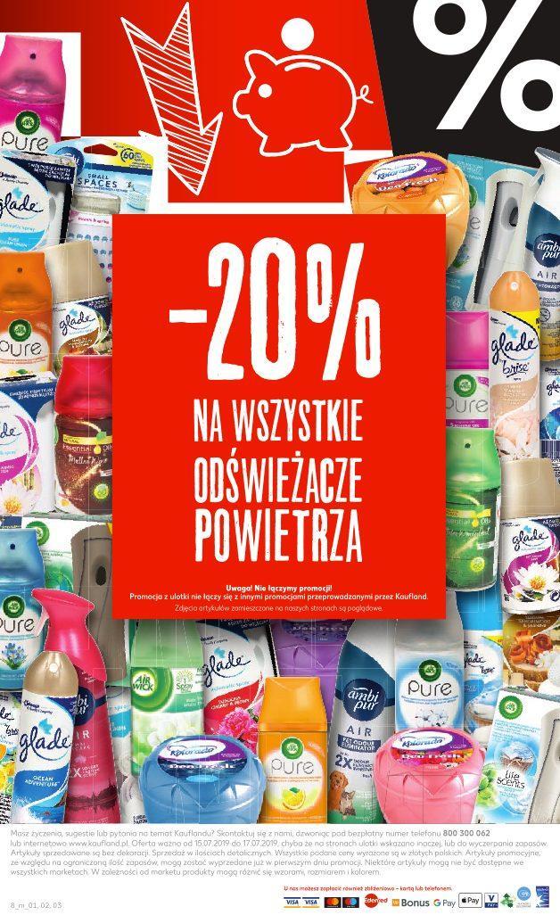Gazetka promocyjna Kaufland do 17/07/2019 str.7