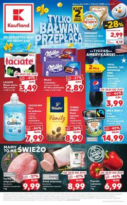 Kaufland gazetka - od 28/01/2021 do 03/02/2021