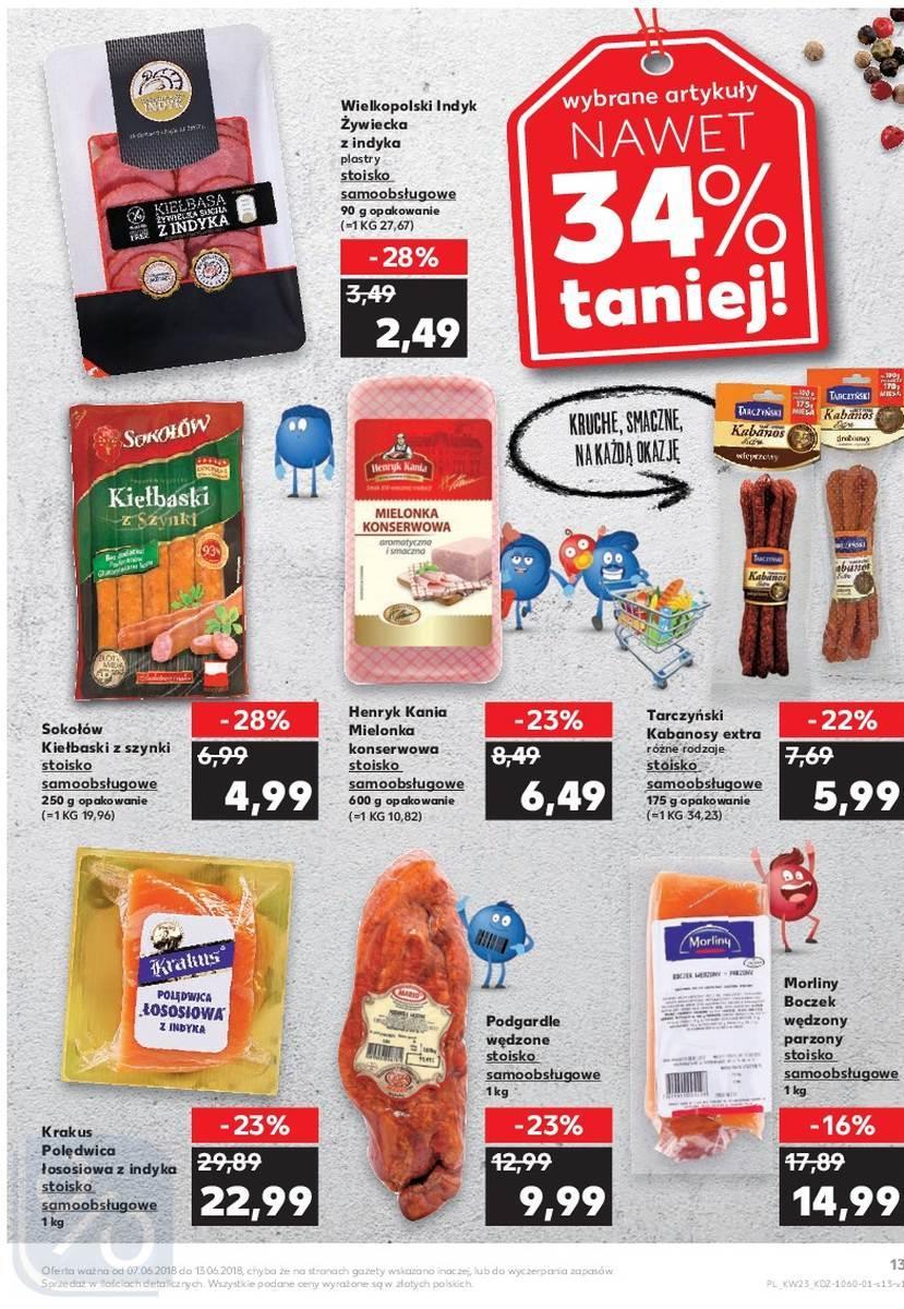 Gazetka promocyjna Kaufland do 13/06/2018 str.12