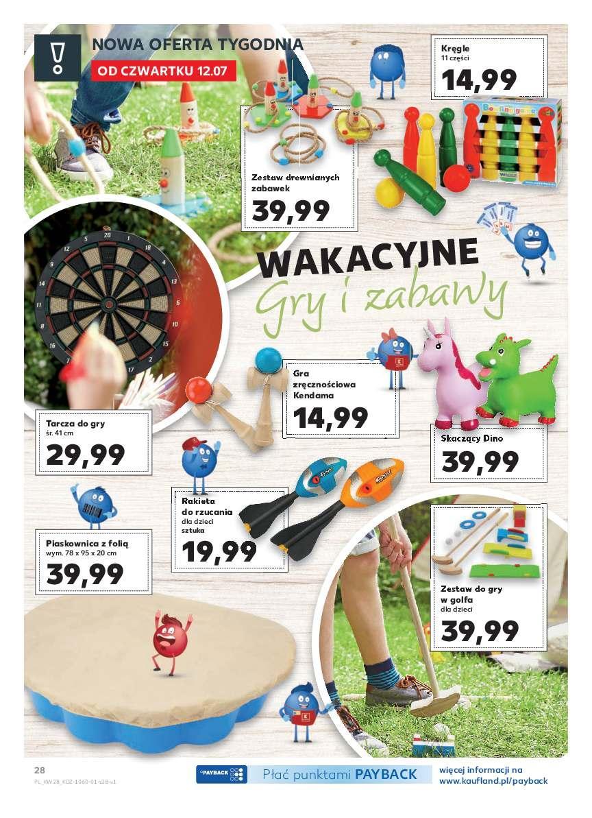 Gazetka promocyjna Kaufland do 18/07/2018 str.27