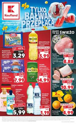 Kaufland gazetka - od 14/01/2021 do 20/01/2021