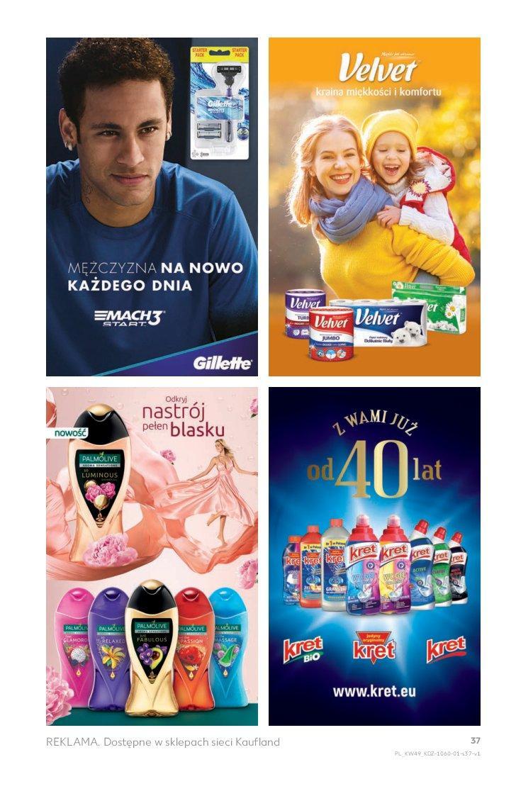 Gazetka promocyjna Kaufland do 12/12/2018 str.37