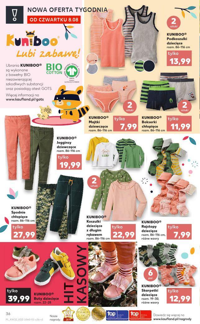 Gazetka promocyjna Kaufland do 14/08/2019 str.35