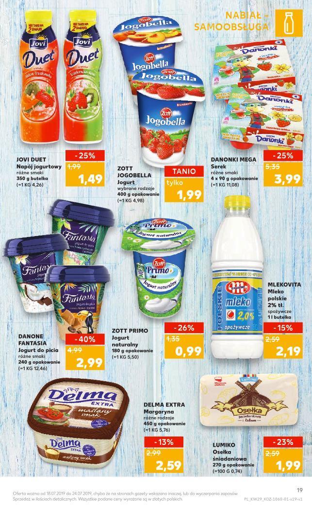 Gazetka promocyjna Kaufland do 24/07/2019 str.18