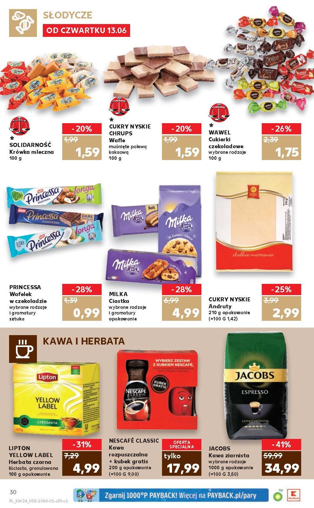 Gazetka promocyjna Kaufland do 19/06/2019 str.29