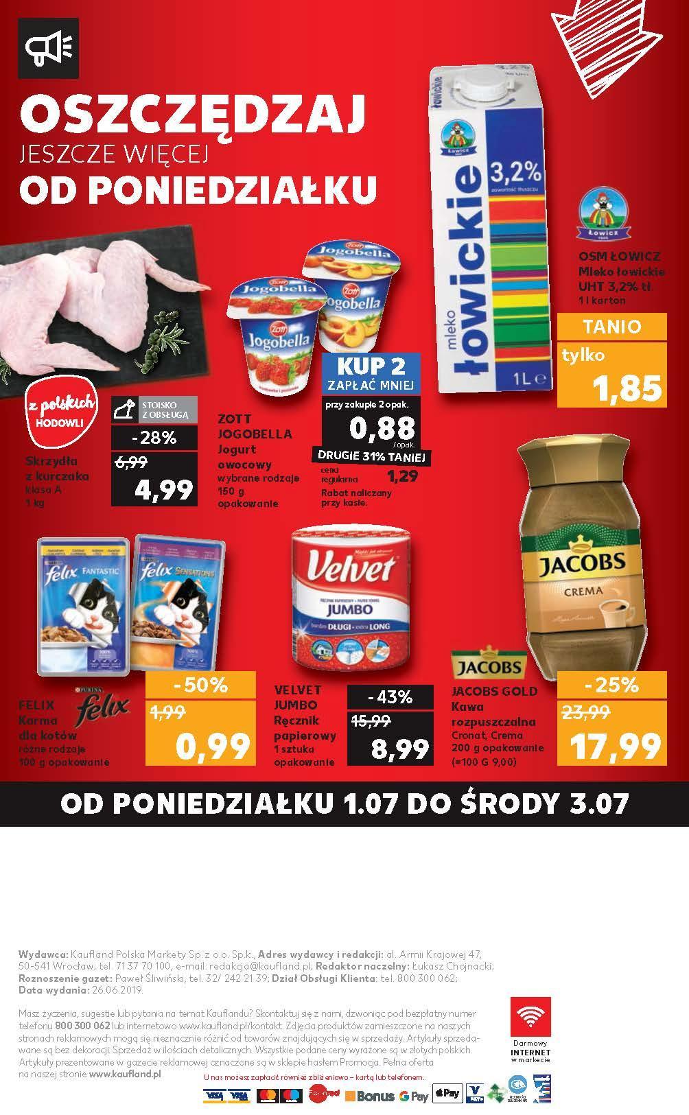 Gazetka promocyjna Kaufland do 03/07/2019 str.31