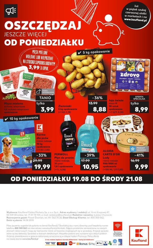 Gazetka promocyjna Kaufland do 21/08/2019 str.31