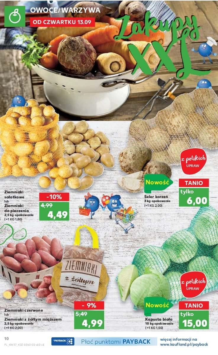 Gazetka promocyjna Kaufland do 19/09/2018 str.10