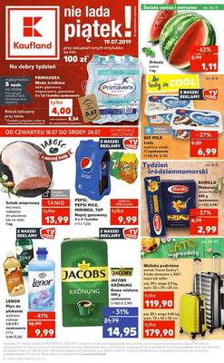 Kaufland gazetka - od 18/07/2019 do 24/07/2019