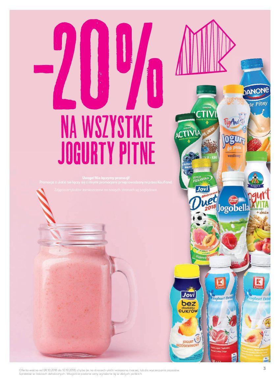 Gazetka promocyjna Kaufland do 10/10/2018 str.2