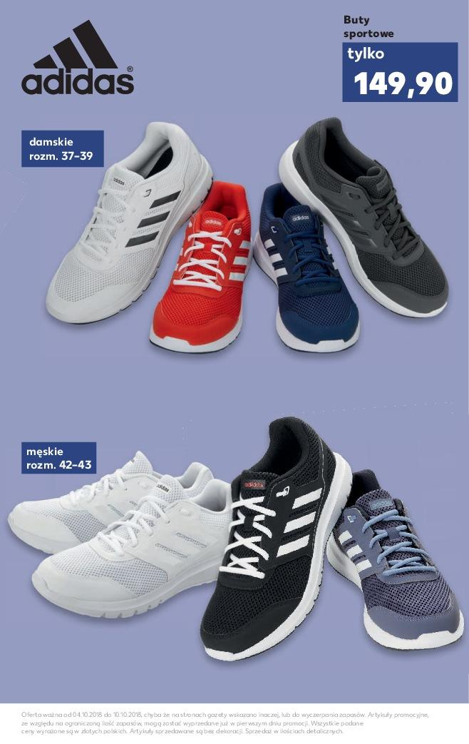 buty adidas kaufland 2019