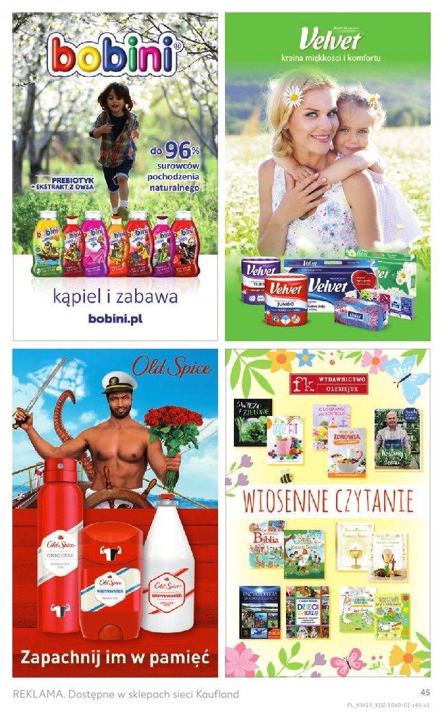 Gazetka promocyjna Kaufland do 15/05/2019 str.44