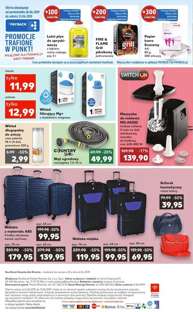 Gazetka promocyjna Kaufland do 12/06/2019 str.7