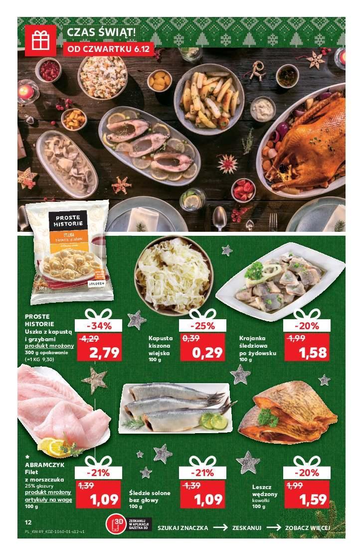 Gazetka promocyjna Kaufland do 12/12/2018 str.12