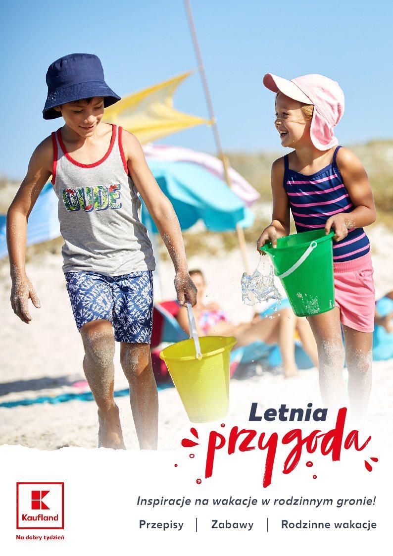 Gazetka promocyjna Kaufland do 31/08/2019 str.0