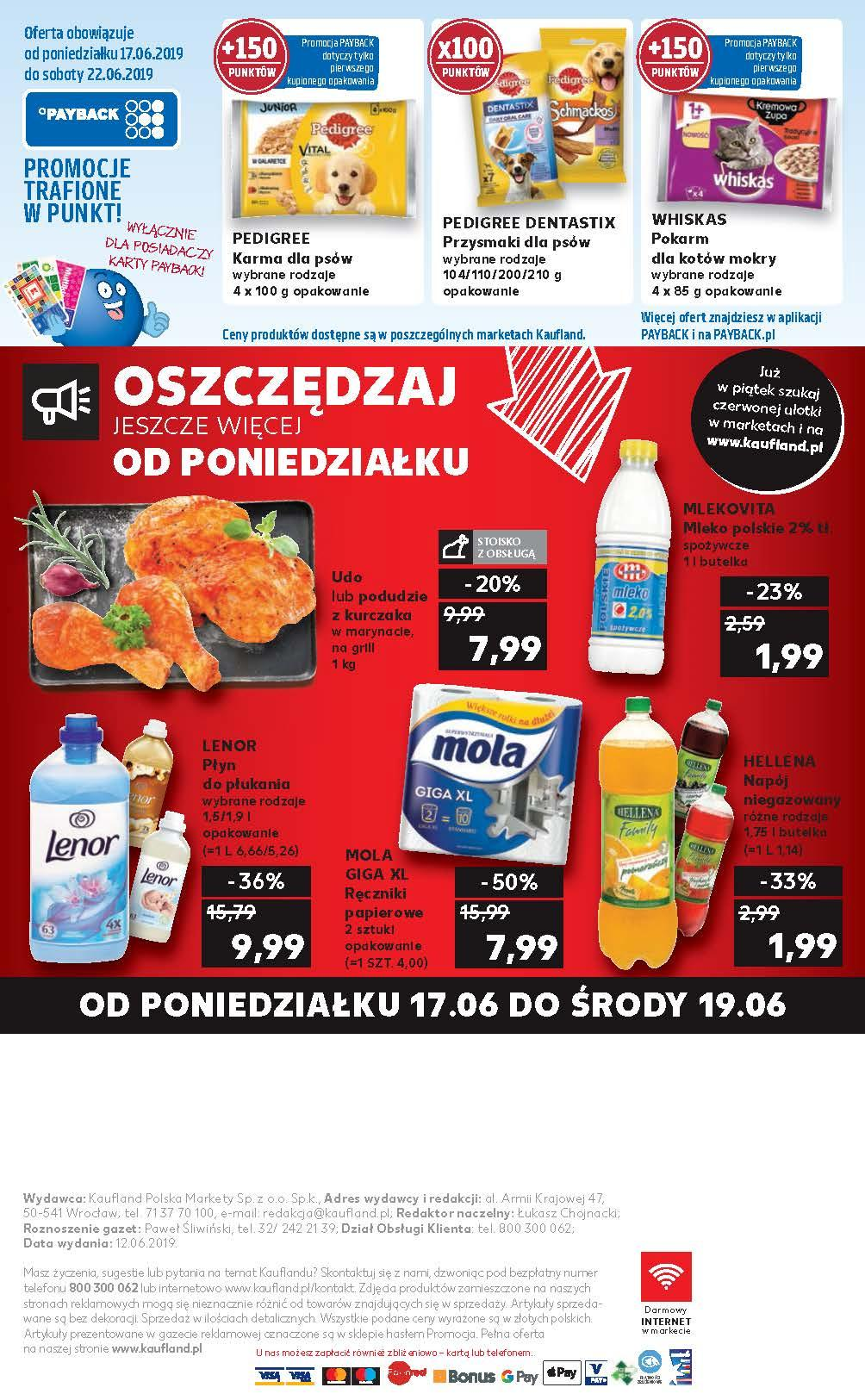 Gazetka promocyjna Kaufland do 19/06/2019 str.48