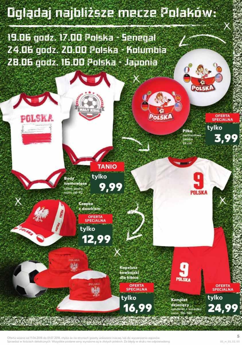 Gazetka promocyjna Kaufland do 01/07/2018 str.5
