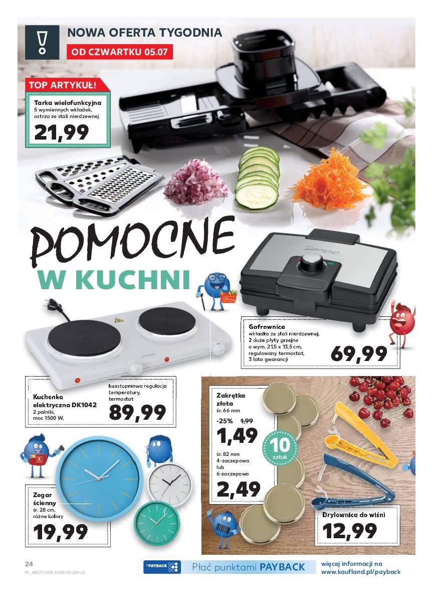 Gazetka promocyjna Kaufland do 11/07/2018 str.23