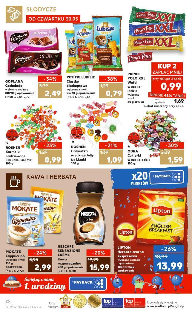 Gazetka promocyjna Kaufland do 05/06/2019 str.25